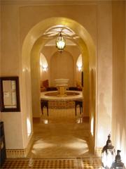 Idei de amenajari baie moderna - Baia fara faianta, amenajat in stil Marocan