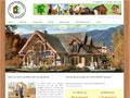 Case din lemn BARAT System Harghita